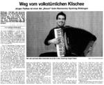 Mit freundlicher Genehmigung der Kreiszeitung Böblinger Bote